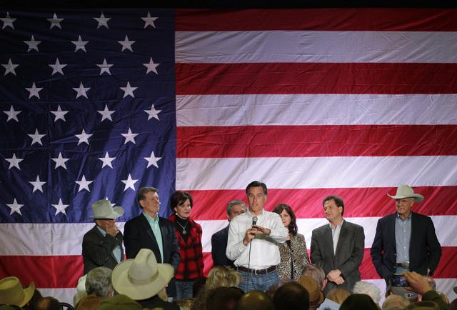Romney se centró ayer en tratar de evitar las ganancias políticas que la cifra de desempleo pueda tener para el presidente Barack Obama.