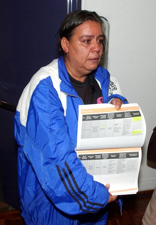 Atacan a la activista Norma Andrade