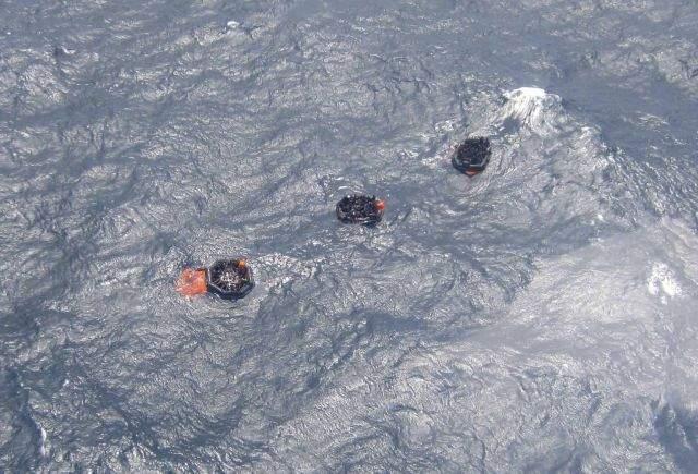 Hallan primeros cuerpos en naufragio de Papúa