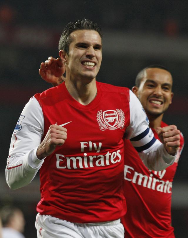 Estalla Arsenal en  la Premiere