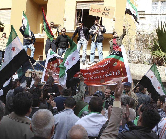 Mueren 31 personas por represión en Siria