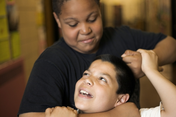 Castigo físico aumenta agresividad