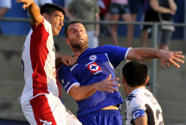 Cruz Azul triunfa en la Libertadores