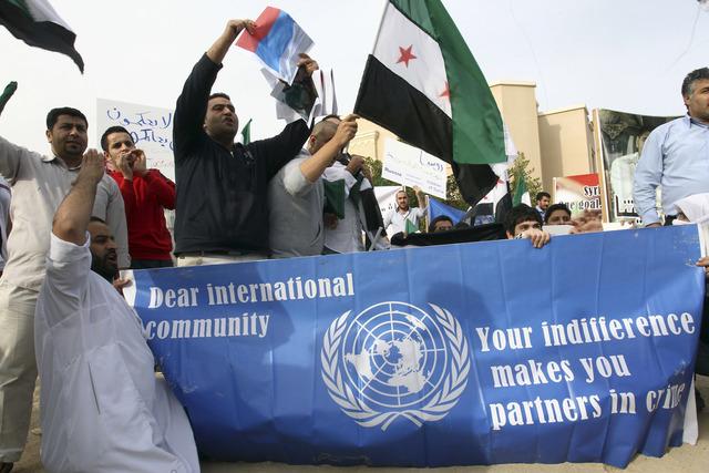 Rusia exige a Siria reformas