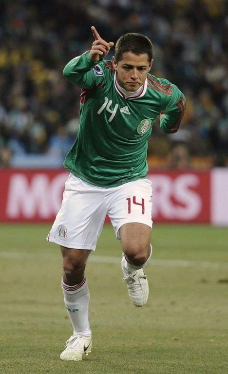 El 'Chicharito' de seguro estará en la Copa América 2015.