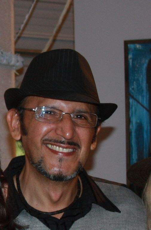 Pintor hispano gana votación en la galería Baterbys Art
