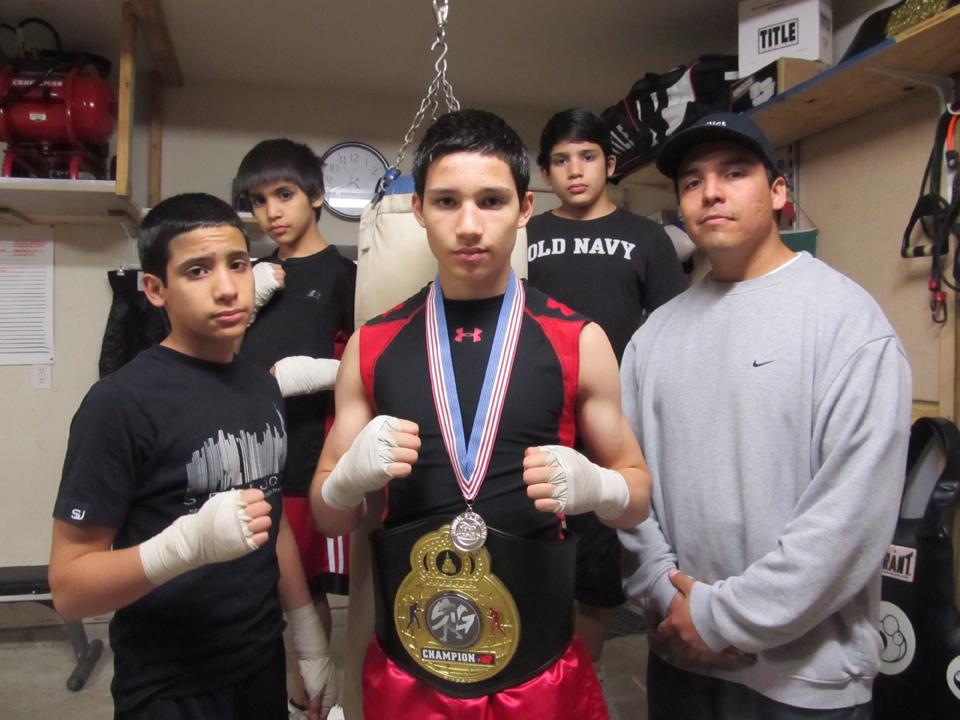 Anthony Rodríguez, campeón de fe y voluntad