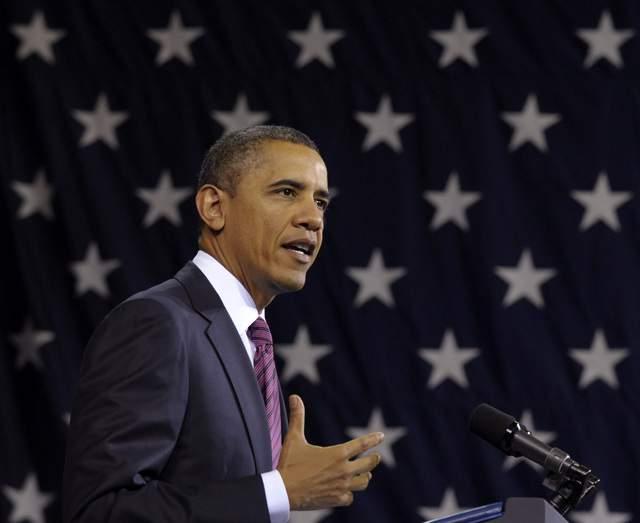Obama, el candidato improbable que aspira a la reelección