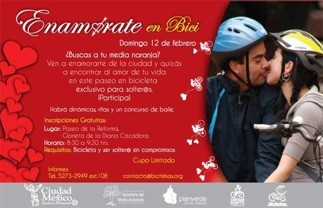 Amor sobre ruedas en Ciudad de México