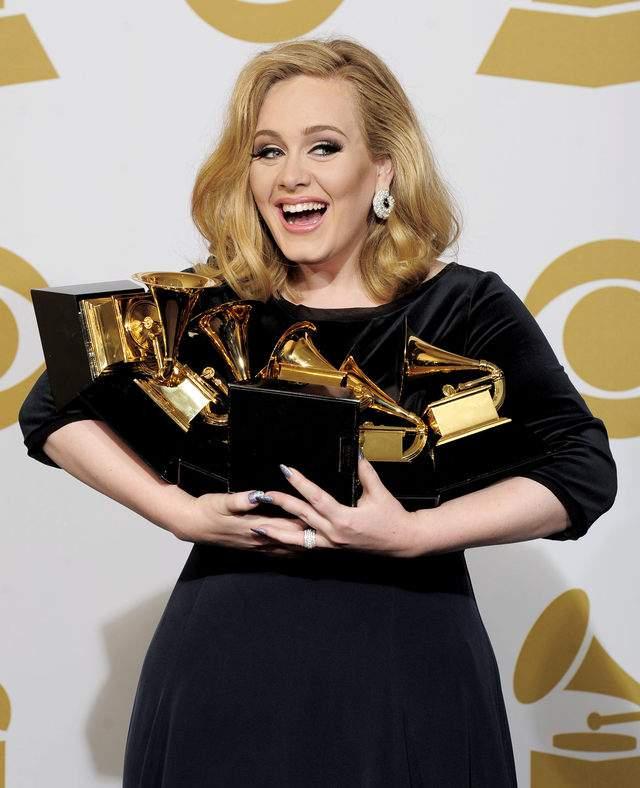 Seis para Adele