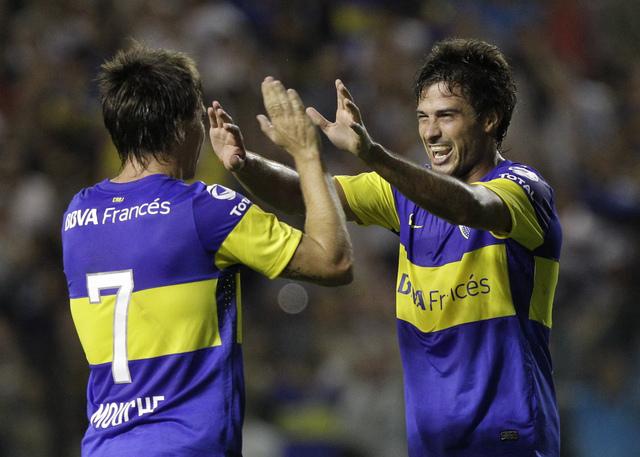 Boca Juniors está de vuelta