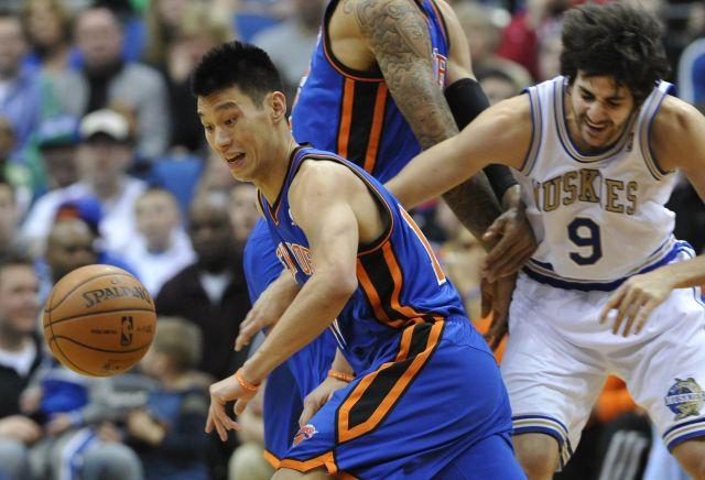 La NBA  y Nueva York adoran a Jeremy Lin