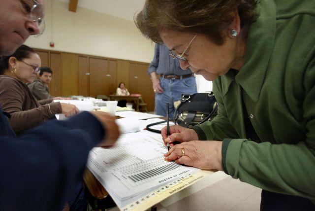 Errores en registros de los votantes