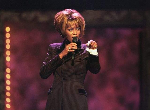 ¿Whitney Houston predijo su muerte?