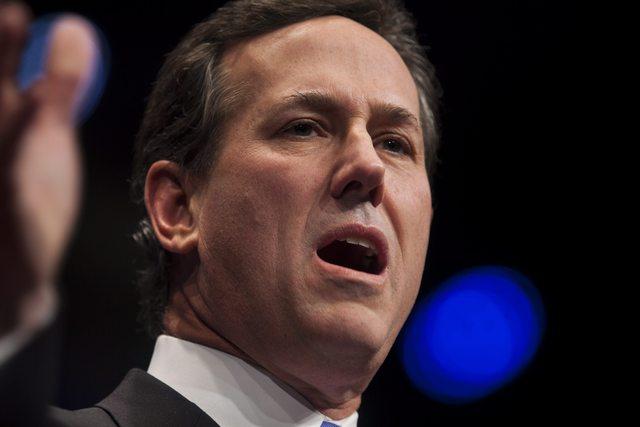 """Para Santorum, los anticonceptivos """"son un peligro"""""""