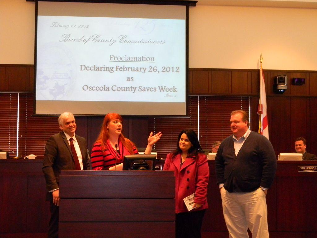 Osceola atacará problemas financieros de residentes