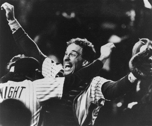 De luto el béisbol por Gary Carter