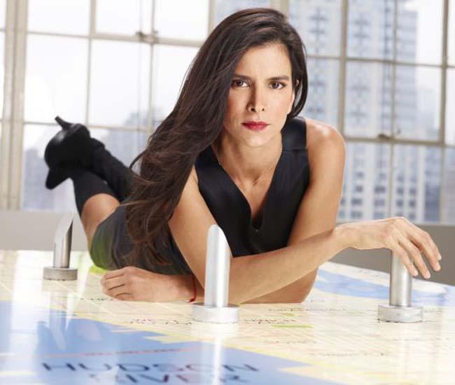 Patricia Velásquez participará en la quinta edición de The Celebrity Apprentice.