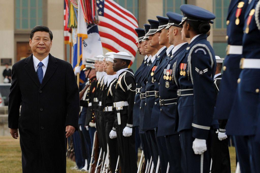 Visita del vicepresidente chino provoca reacciones