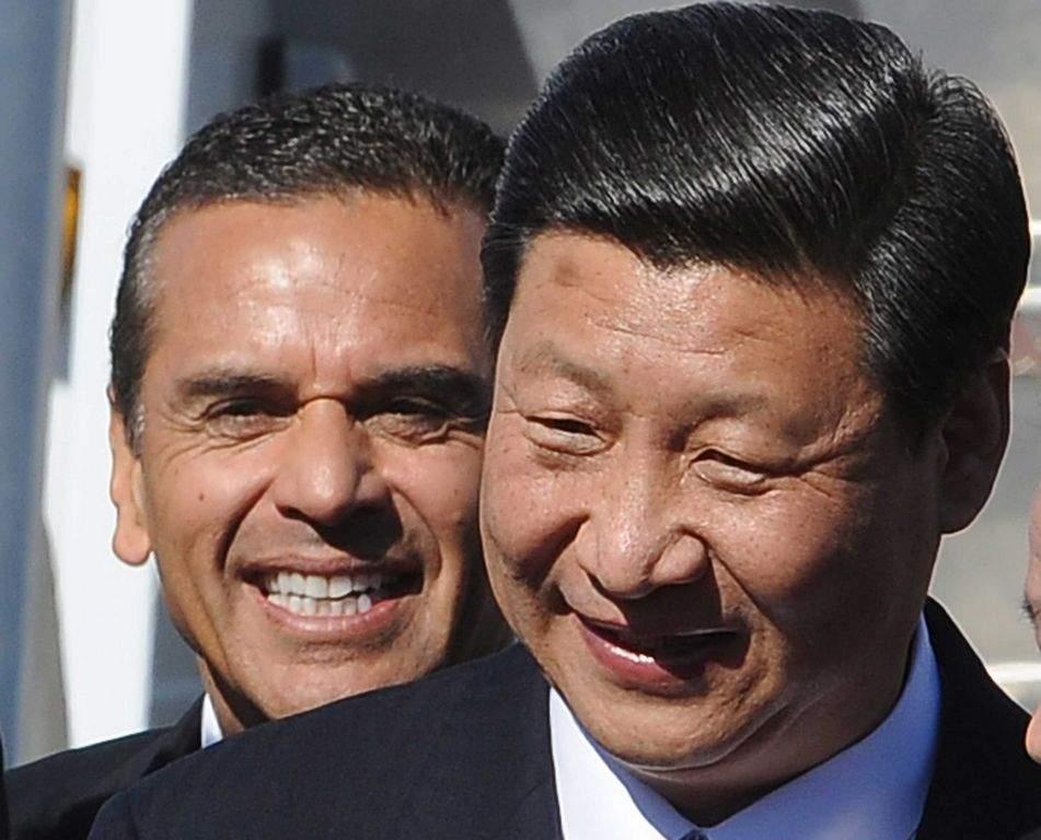 Los Ángeles estrecha lazos con China