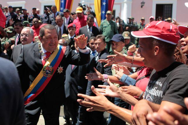 Chávez despotrica contra Capriles