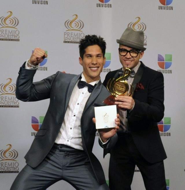 Shakira y Prince Royce arrasan en Lo Nuestro.