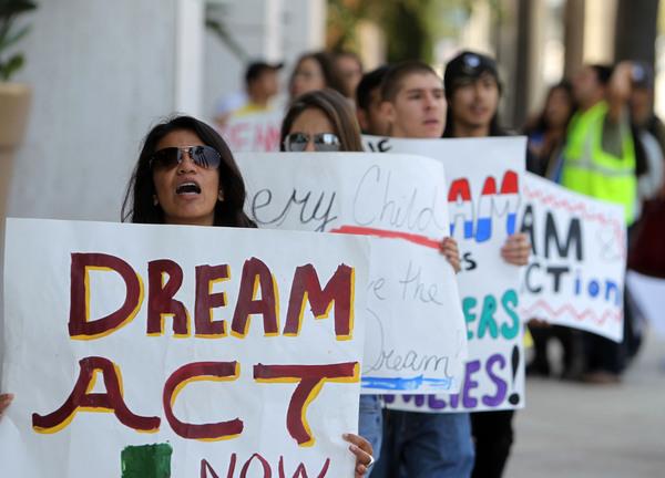 """""""Dreamers"""" se congregarán en retiro educativo"""