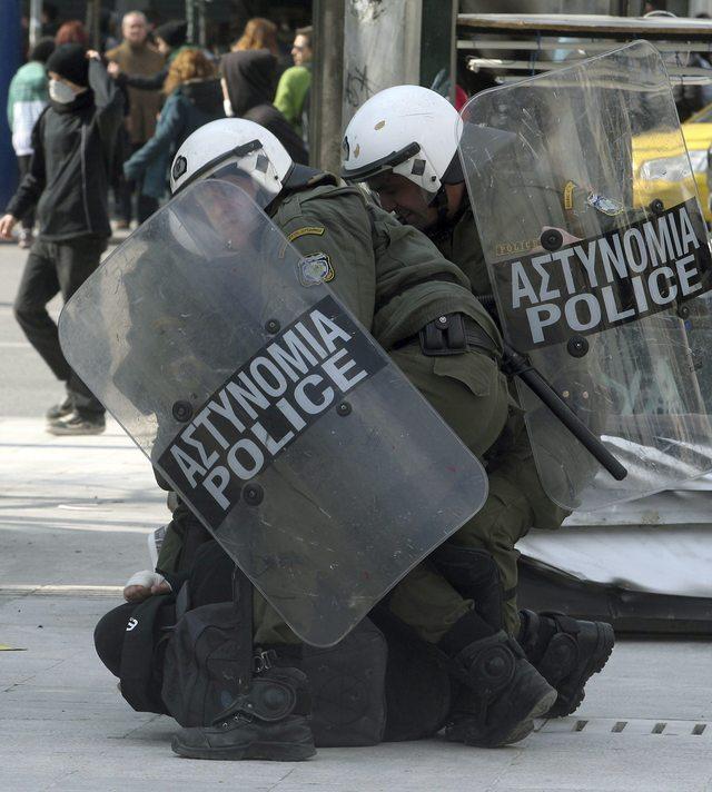 Grecia bajo una gran tensión