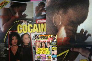 Maldición sobre la hija de Whitney Houston