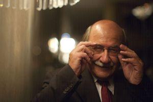 Antonio Skármeta recibe premio Plácido Domingo