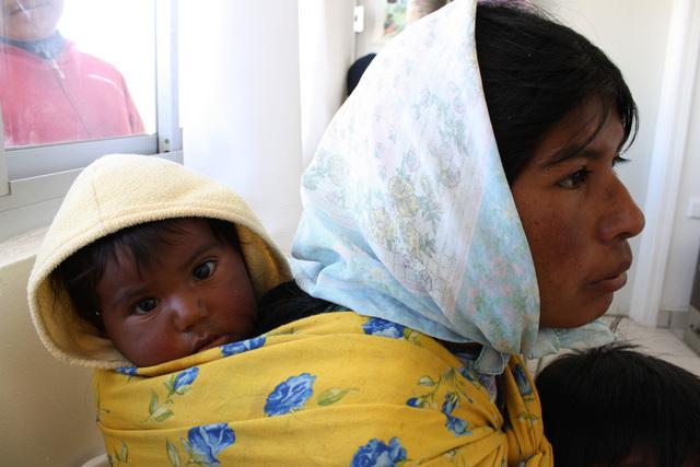 Recaban donaciones para los Tarahumara
