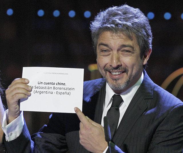Premios Goya 2012 muy repartidos
