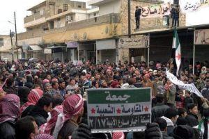 Cruz Roja negocia tregua en Siria