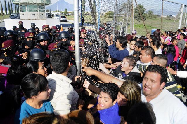 ONU pide a México investigar sucesos del penal de Apodaca