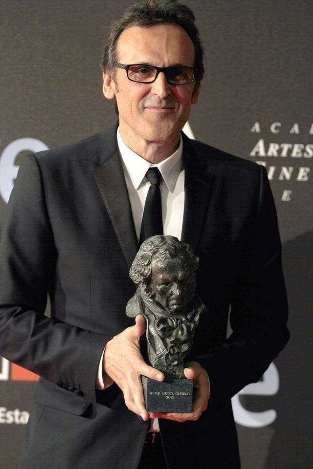 Oscar 2012 – Alberto Iglesias: Su música rompe las fronteras