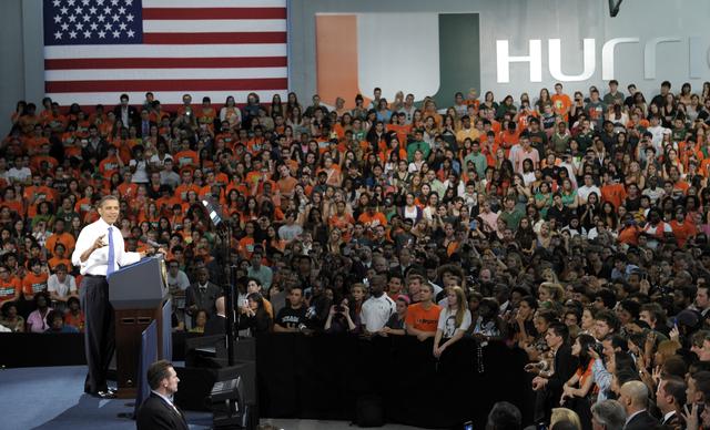 Obama promete más energías renovables
