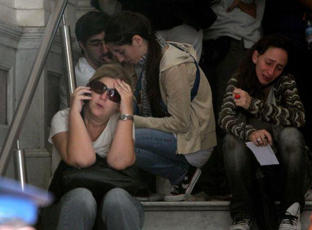 Argentinos lloran a víctimas del accidente del tren