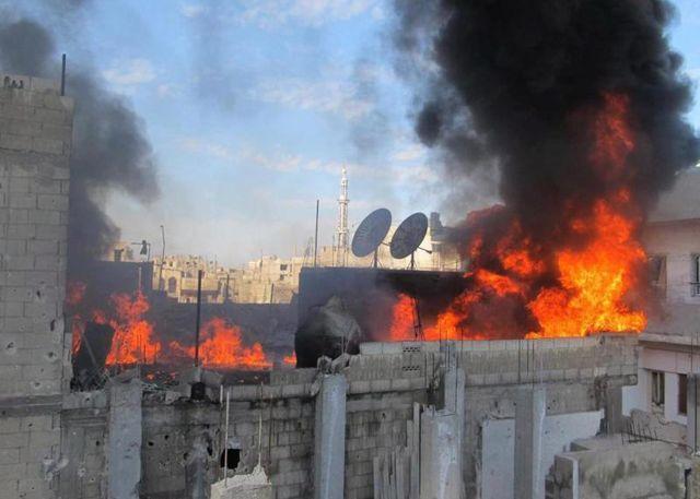 Advierten de catástrofe humanitaria en Siria