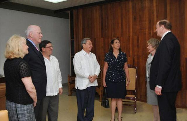 Senadores de EEUU viajan a La Habana