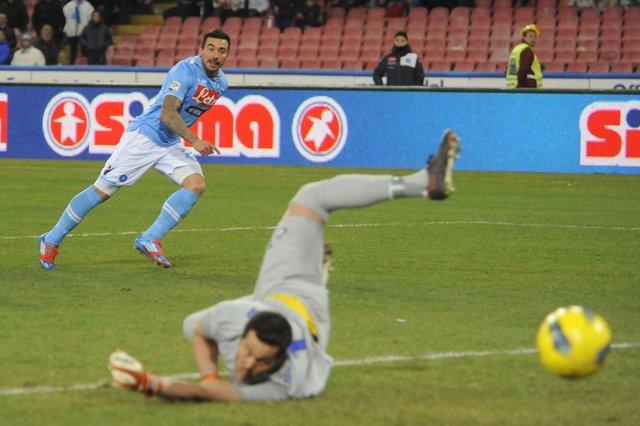 Inter  cae y sale  de zona Champions