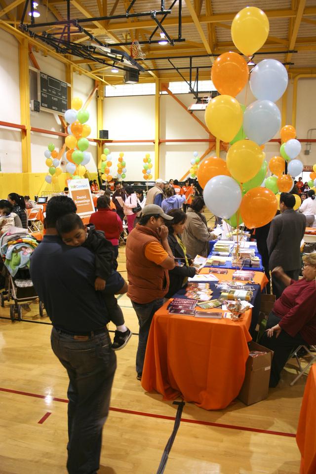 La Feria We Connect se realizó el domingo.