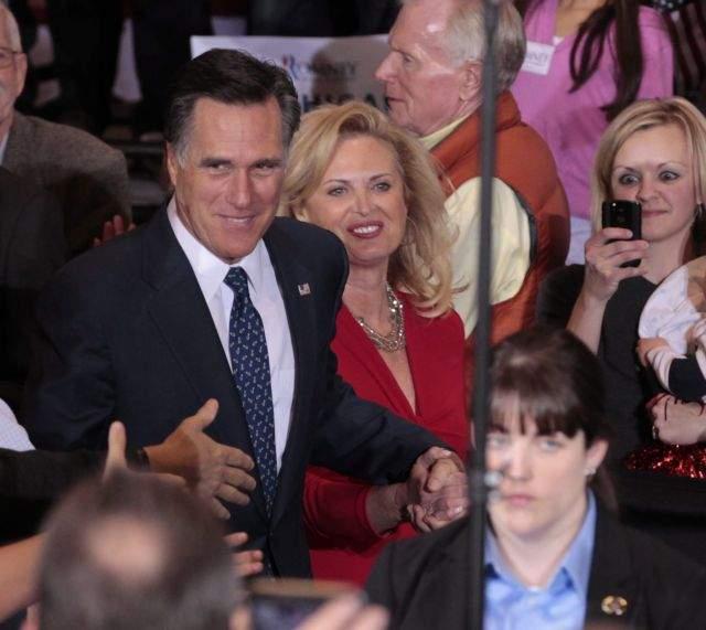 Romney es declarado vencedor en Michigan