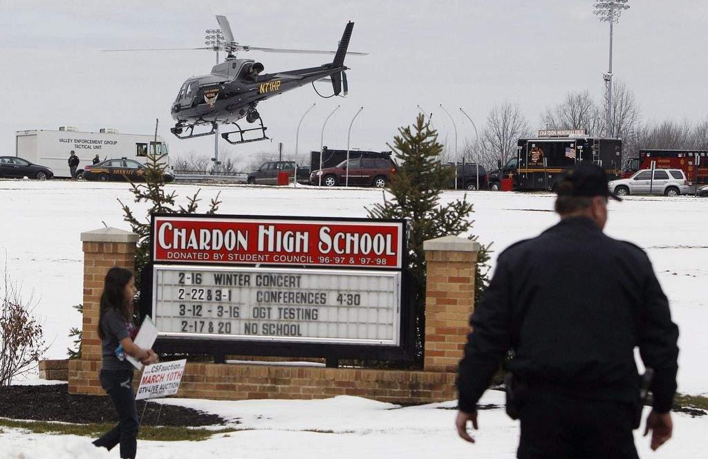 Muere tercer estudiante herido en Ohio
