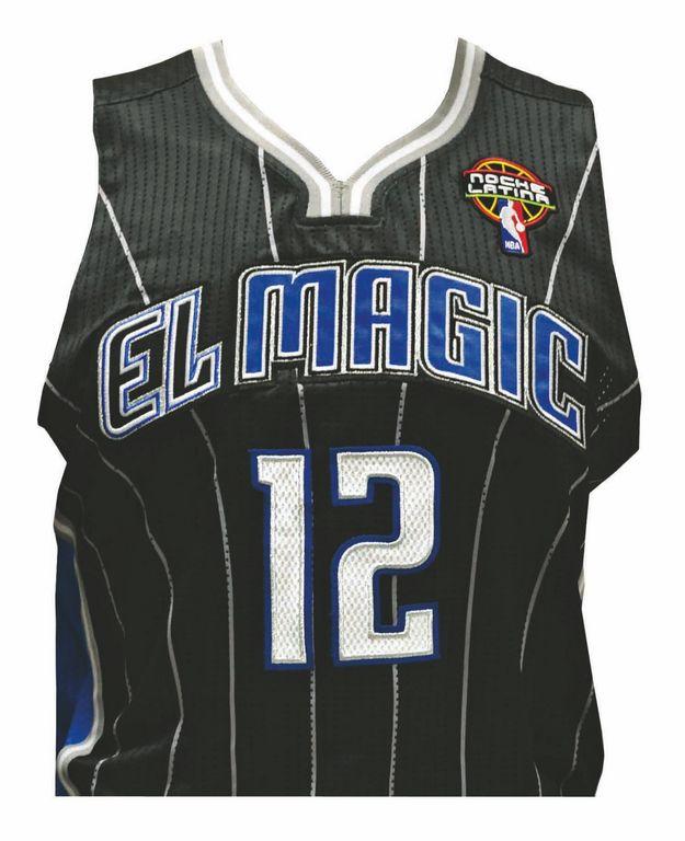 """El Magic se vestirá de """"Español"""""""