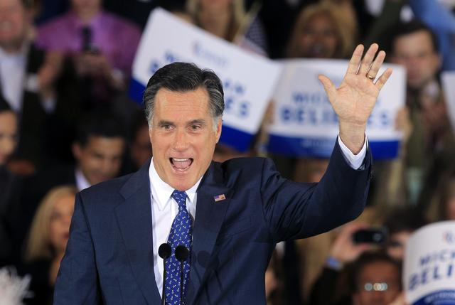 Romney se impone en las 2 primarias