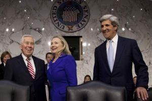 Clinton: hay más eficiencia