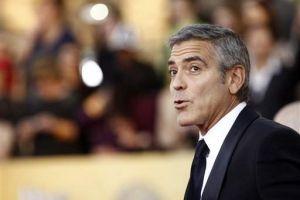 Pitt y Clooney apoyan bodas homosexuales