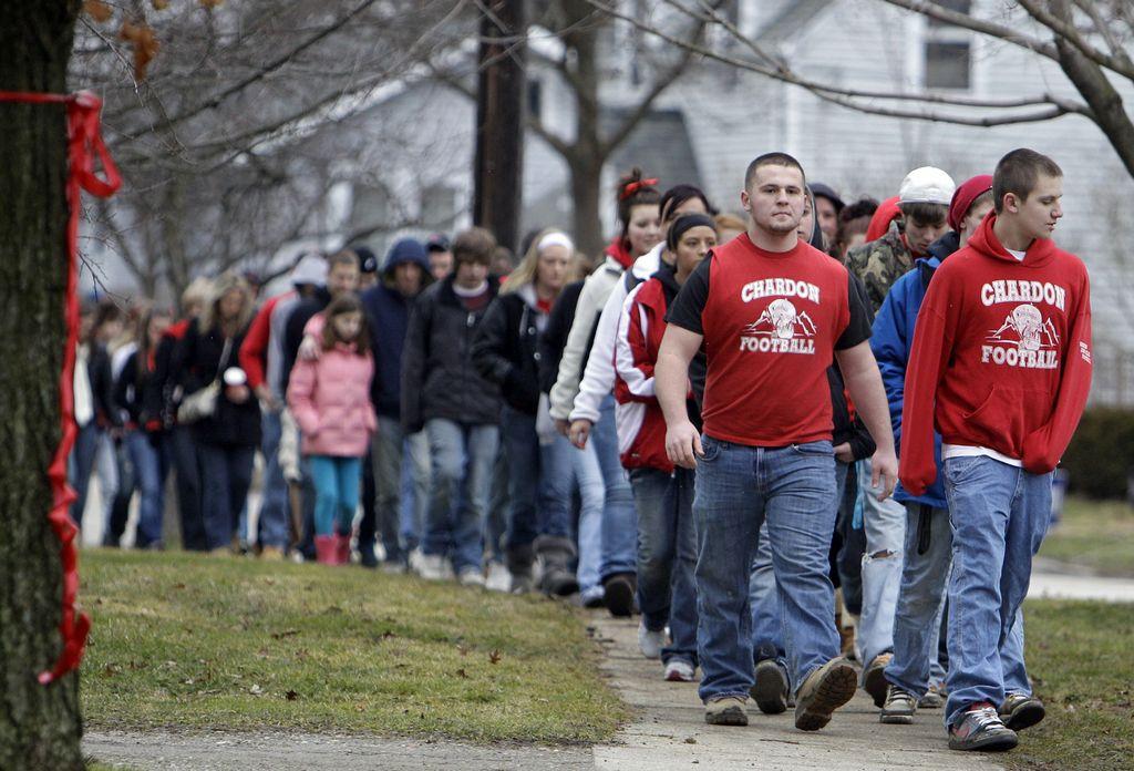 Retorna la normalidad a escuela de Ohio