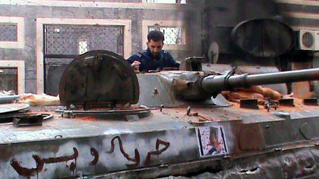 Siria recibirá más sanciones