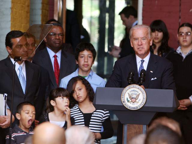 Biden se reunirá con los presidenciables